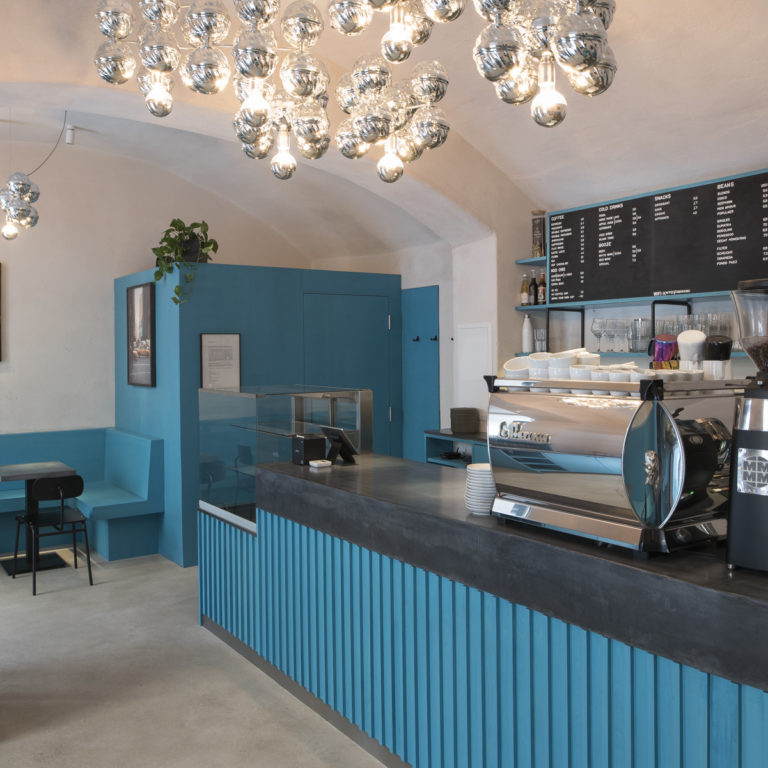 Viennese Cafés for Specialty Coffee